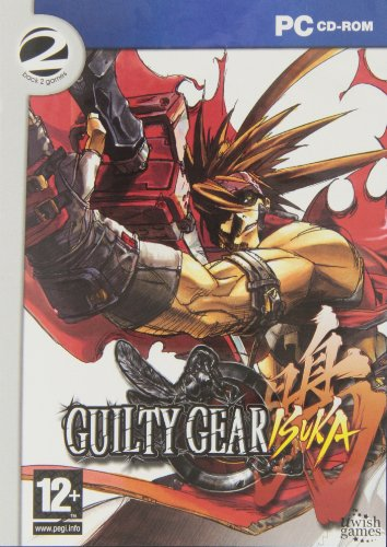 Guilty Gear Isuka [Edizione: Regno Unito]
