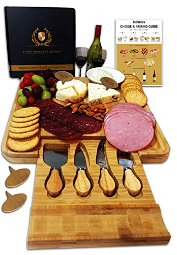 cheese and crackers plate - 5