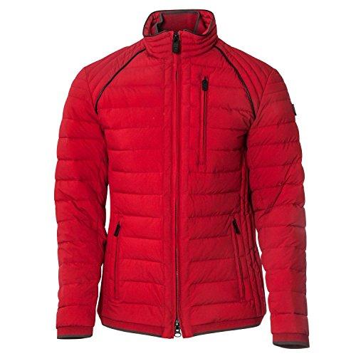 Wellensteyn Herren Jacke Molecule Men Red, Größe:M, Farbe:Red