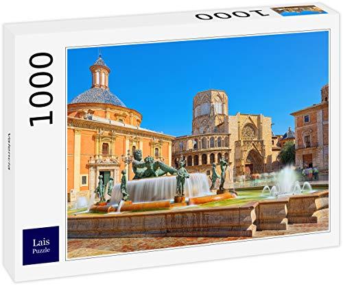 Lais Puzzle Valencia 1000 Piezas