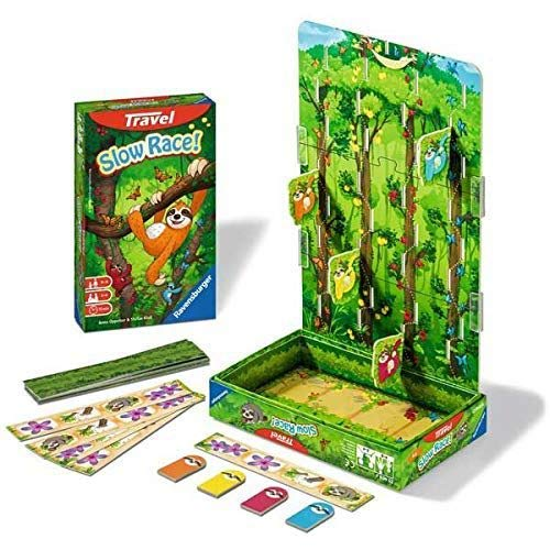 Ravensburger - Slow Race! (23468): Amazon.es: Oficina y papelería
