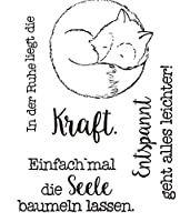 German Words Transparent Clear Silicone Stamp/Seal for DIY scrapbooking/photo album Decorative clear stamp ST0340