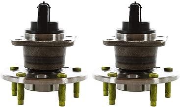 Prime Choice Auto Parts HB612005PR Rear Pair 2 Wheel Hub Bearing Assemblies 5 Stud