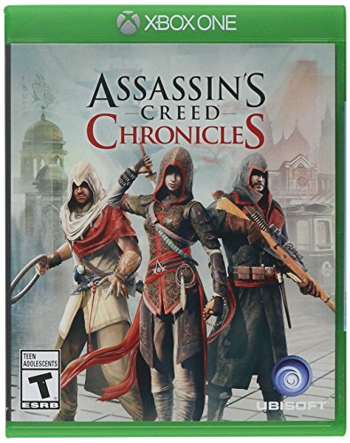 mächtig der welt Assassins Creed Chronicle – Xbox One Standard Edition