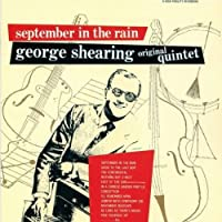 September In The Rain [Japanese Import] by George Shearing