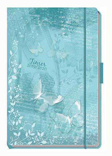 Trötsch Verlag  201901 - Schülerkalender 2019/2020, Schmetterling, ca. 14 x 21 cm, 128 Seiten