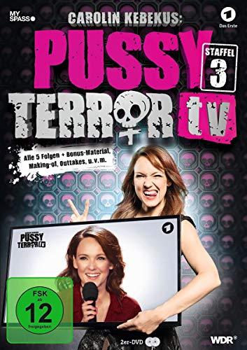 Caroline Kebekus: PussyTerror TV - Staffel 3 [2 DVDs]