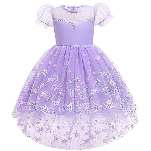Disfraz de princesa para nias, Rapunzel Sophia Cenicienta, Blancanieves, reina, cosplay, Halloween, carnaval, Navidad, fiesta