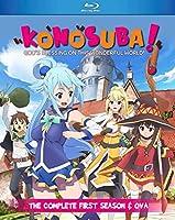 この素晴らしい世界に祝福を! 第1期 全10話+OVABOXセット ブルーレイ Blu-ray(国内プレーヤーで視聴できます)