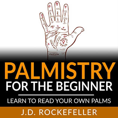 Palmistry for the Beginner audiobook cover art