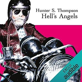 Page de couverture de Hell's Angels