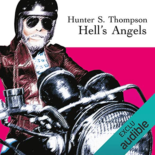 Couverture de Hell's Angels