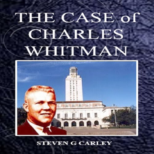 The Case of Charles Whitman audiobook cover art