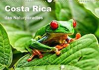 Costa Rica - das Naturparadies (Wandkalender 2021 DIN A3 quer): Costa Rica - Eines der schoensten Naturparadiese der Erde (Monatskalender, 14 Seiten )