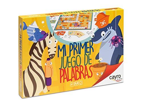 Cayro - Mi Primer Juego de Palabras - juego de las palabras...