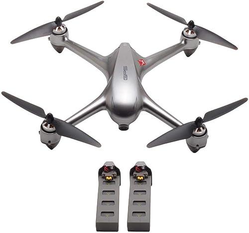 MJX B2SE GPS Drohnen Mit Kamera, B2SE Little Monster Brushless GPS Quadcopter 5G WiFi Bildübertragungsfernsteuerungsflugzeug - Quiet.T