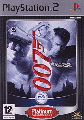 James Bond 007: Everything or Nothing (PS2) UK IMPORT