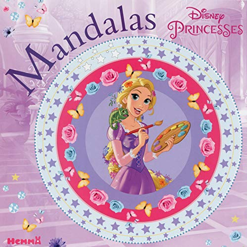 Mandalas Disney Princesses