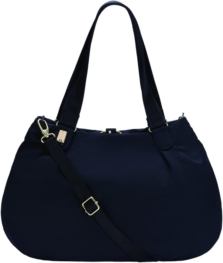 Pacsafe Citysafe Cx Hobo Anti Theft Hobo Handbag (Black, One Size)