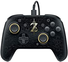 PDP Faceoff Deluxe Wired Pro Controller for Nintendo Switch