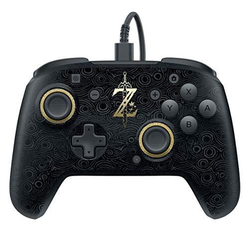 Pdp Controller Cablato Faceoff Deluxe Per Nintendo Switch – Zelda Breath Of The Wild Edition 500-069-Eu-Lz00 - Essentials - Nintendo Switch