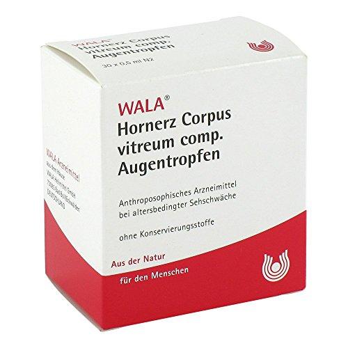 HORNERZ/Corpus vitreum comp.Augentropfen 30X0.5 ml