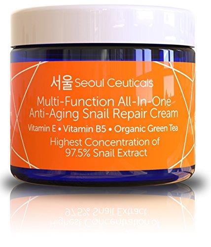 SeoulCeuticals Night Moisturizing Cream Bottle