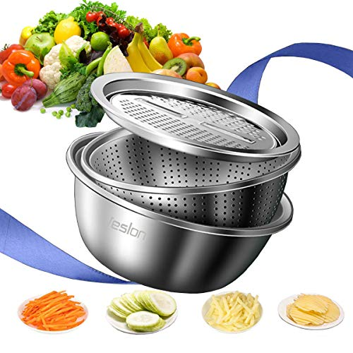 Jeslon Stainless Steel Drain Basket…