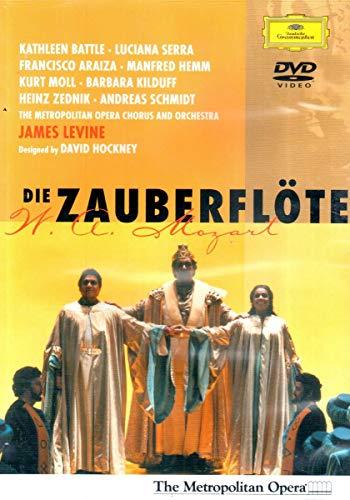 Mozart - La Flauta Mágica [DVD]