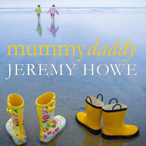 Mummydaddy audiobook cover art