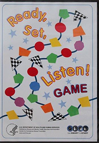 Ready, Set, Listen! Game - Too Smart To Start