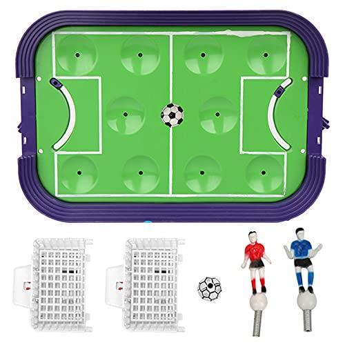 Dunmo Juguetes educativos para niños Dos Personas Batalla Puntuación de Fútbol Juguetes de Campo de Interacción Padre-Hijo Juego de mesa de expulsión