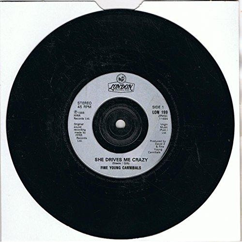 She Drives Me Crazy / Pull The Sucker Off [Vinyl Single] - 4