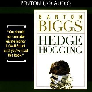 Hedgehogging audiobook cover art