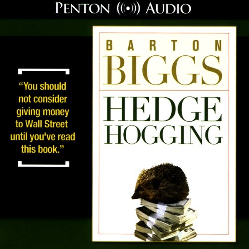 Hedgehogging audiobook cover art