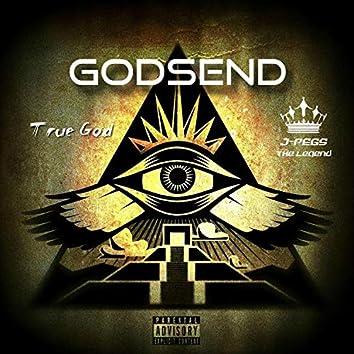 Godsend: Starring True God & J-Pegs the Legend