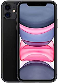 Iphone 11 Apple Preto, 256gb Desbloqueado - Mwm72bz/a