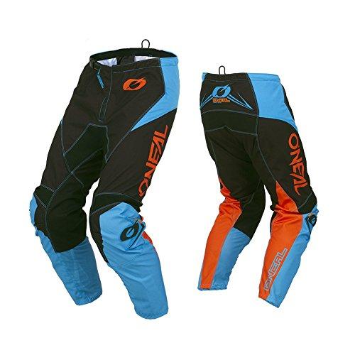 O'Neal Heren Element Racewear Broek (Blauw, Maat 28) 34 Blauw