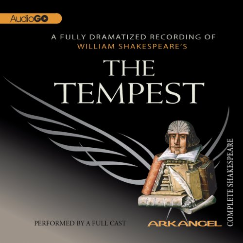 Page de couverture de The Tempest