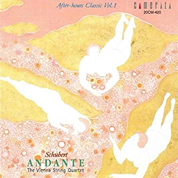 Schubert: Andante - After-hours Classic, Vol. 1