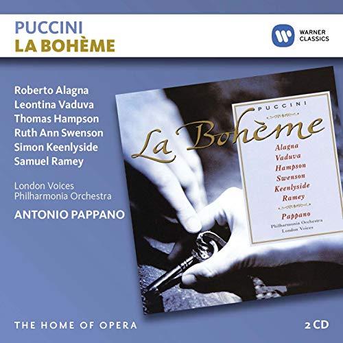 La Bohème (Opera Completa)