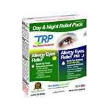 The Relief Products Allergy Eyes Relief Day & Night Pack