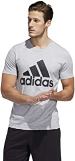 adidas Men's Badge Of Sport Classic Graphic Tee Adidas men's athletics graphic tee