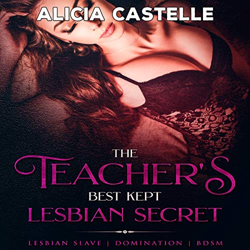 The Teachers Best Kept Lesbian Secret audiobook cover art