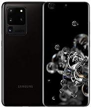 Samsung Galaxy S20 Ultra Cosmic Black 128GB for Verizon (Renewed)