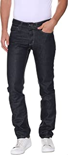 Mobaco Dril Straight-Fit Cotton Jeans for Men