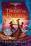 El trono de fuego (Las crónicas de los Kane 2)
