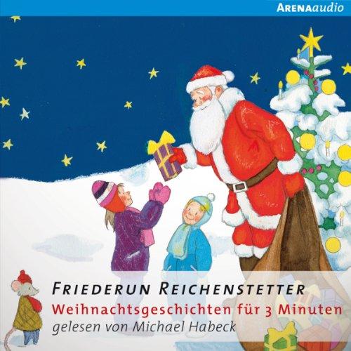 Weihnachtsgeschichten für 3 Minuten cover art