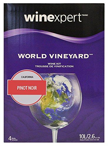 California Pinot Noir One Gallon Wine Ingredient Kit by winexpert