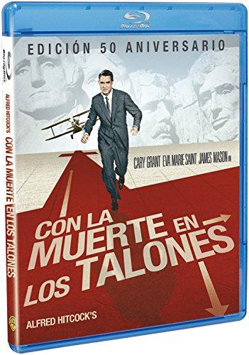 Con La Muerte En Los Talones Blu-Ray [Blu-ray]